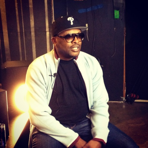 Interviewed Jazzy Jeff at Scratch DJ Academy LA for the Red Bull and DJcity BBQ. Video coming soon on DJcityTV!