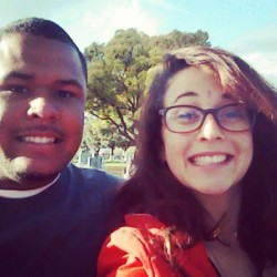 Cheesin hard! @slpirate53 #eastside #coolguy #friends #cheese  (at Alum Rock & Capitol)