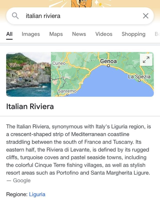Movies teach me a lot. 🌊🤿🔱  Right #Luca ? @Disney #Disney   #italianriviera  https://www.instagram.com/p/CQoLYT_LMTS/?utm_medium=tumblr #luca#disney#italianriviera