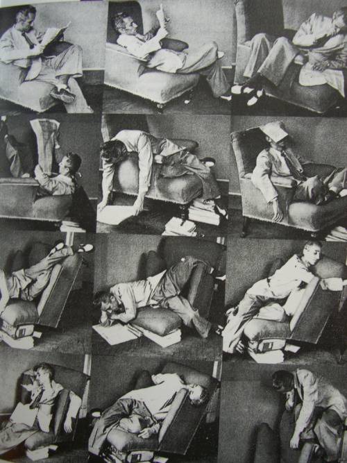 Bruno Munari - Seeking Comfort in an Uncomfortable Chair, 1950