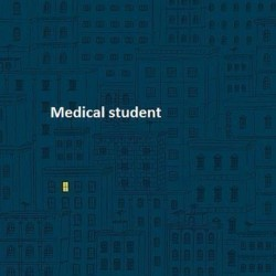 medicalstate:  Life of a Medical Student. Studying for an exam while preparing pre-readings for the rotation. Sleeping late and waking early. Day in and day out. Classic.
