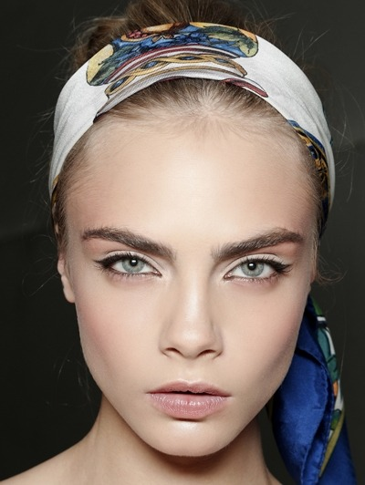 thefashionmansion:  Summer Hair&Makeup Inspiration @Dolce&Gabbana S/S 2013