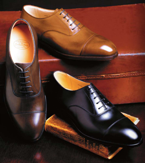 "How Much Should You Spend on Dress Shoes? One of the questions I frequently get in my inbox is: ""I'm looking to buy a better pair of dress shoes, and only have X to spend. Should I save up for something better, or is so-and-so brand OK?"" Like with many questions we get, a lot depends on the person asking.   It's worth noting, however, that in footwear (like in everything), there are serious diminishing returns after a certain point. Very roughly speaking, that point tends to be around $350 at full retail, although what's sold at full retail can be had for less with smart shopping (eBay, factory seconds, seasonal sales, thrift stores, etc). The Unfortunate Reality of Diminishing Returns There are a number of things that go into the construction of a good shoe, but the two biggest are: the quality of the leather used and how the soles have been attached. Jesse did a great job in describing the difference between corrected grain and full grain leathers here. It's also worth noting that even among full-grain leathers, there can be differences in quality. Additionally, most well made shoes will have their shoes attached through a Goodyear or Blake stitching process. Jesse reviewed some of these in the second episode of our video series, and you can read more about each technique here. The short of it is: with a sole that's been stitched on, rather than glued, you can more easily resole your shoes, which means you don't have to bin them when the bottoms wear out. In the past, the ""entry price"" for good (dress) shoes tended to be around $350. These were usually from Allen Edmonds, Ralph Lauren, and Brooks Brothers, although not everything from these brands were worth buying. There were also some European names such as Herring and Loake's 1880 line. After this, you get marginally better constructions, but the differences become smaller and smaller (perhaps a leather insole vs. a fiberboard insole, or a sole that's been attached by hand rather than machine, or slightly better leathers used for the uppers). Largely, as you move up from the $350 MSRP mark, you're paying for design. A $1,250 pair of Edward Greens won't last you 4x longer than a $350 pair from Allen Edmonds, but to many, they're shaped and finished more handsomely. The Emergence of a More Competitive Market The good news is that the market has gotten a lot more competitive in the last five years, and the cost/ benefit curve has smoothed out considerably. Today, there are companies such as Beckett Simonon, John Doe, and Jack Erwin below the $200 price mark (the last of which I was particularly impressed by). Just a hair over $200 is Meermin, which I still think is one of the best values for (relatively) affordable footwear. They have a ""Classic"" line for about $200 (but with customs and duties, you might pay around $230) and a higher end ""Linea Maestro"" line for about $300 starting. And at the $350 mark, there's more than Allen Edmonds and Loake's 1880 these days. Paul Evans, Kent Wang, and Howard Yount are all good companies to look into. The question of how much should you spend isn't about what's ""good"" in the footwear market, it's about what's ""good enough"" for you. For dress shoes, the only real criteria are: quality full-grain leather uppers and some kind of stitched on sole. Much of the rest is about aesthetics and personal preference. (Photo: Crockett & Jones' Whitehall oxfords at Ben Silver)"
