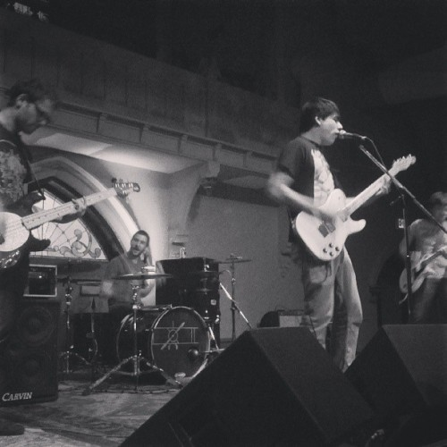 "Signals Midwest. Southgate House Revival. ""Small band, big stage."" #signalsmidwest #jams #cincinnati #cleveland  (at The Southgate House Revival)"