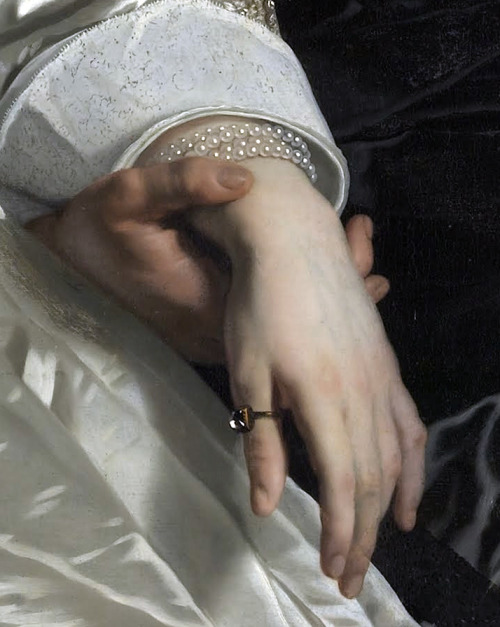 c0ssette:  (Detail) Abraham del Court and his wife Maria de Kaersgieter,1654,Bartholomeus van der Helst.