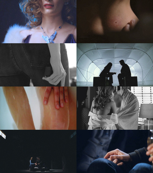 Kate Beckett → Faceless