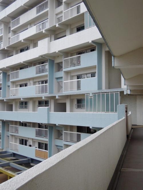 tamazo2: 赤羽北二丁目ハイツ(1977・1989年) 東京都北区赤羽北 2017