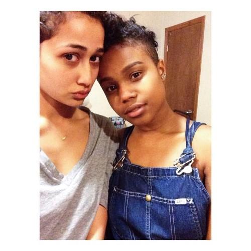 Your girls 👅 #faintlymasculine @behelit_