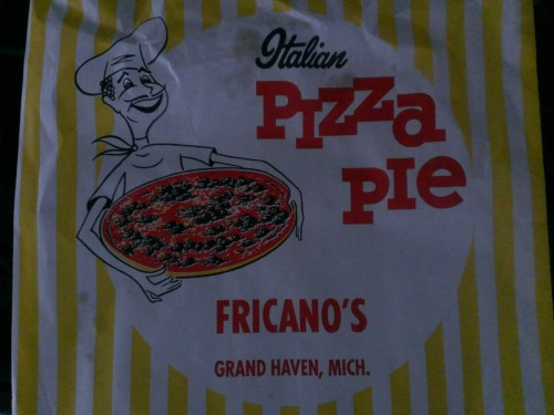 Best pizza in michigan