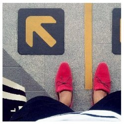 Red shoes#me #streamzoo #Random #out #red #shoes #lookbook(from @Neddypan on Streamzoo)