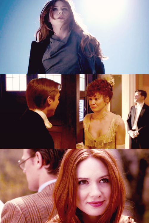 {12 favourite characters of 2012} Amy Pond, Doctor Who   I'm easily worth two men. You can help too, if you like.