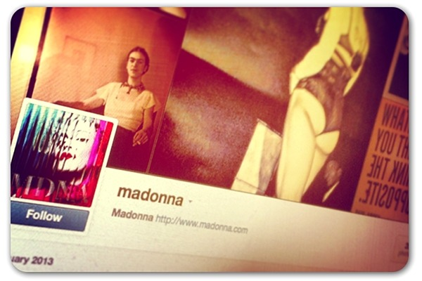 "Instagram has asked Madonna—in a letter the 54 year old posted to Instagram—to tone it down. Reps from the photo-sharing site remind Madge not to ""share photos that show nudity or mature content."" Madonna joined Instagram a week ago and has already amassed more than 170,000 followers. Major media outlets reported on the Instagram scolding this week. The photos in question are probably one that she posted showing a close-up of her cleavage and another photo from behind that may show a little too much of the wrong set of cheeks. Other than posting the photo of the letter to Instagram, Madonna has yet to respond. But the media attention from the letter has likely attracted even more followers to her account—and increased media attention for the already hot Instagram."