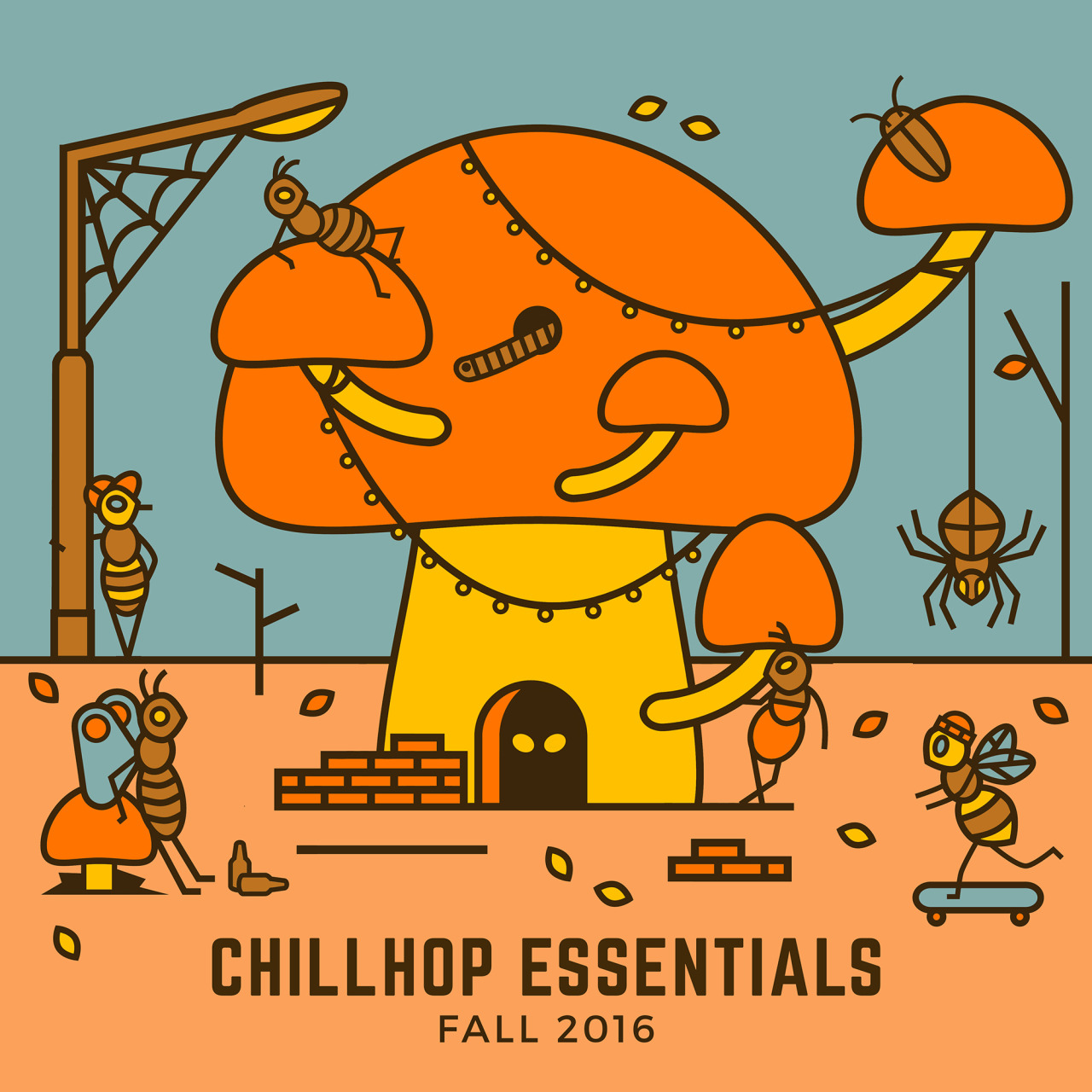 Japanese chillhop