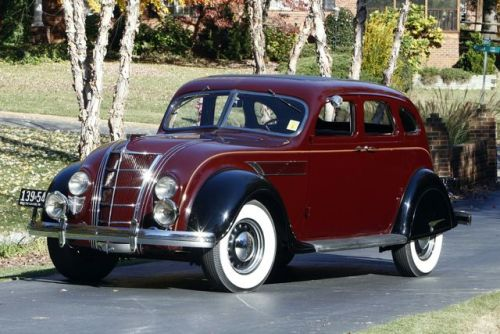 motoriginal:  1935 Chrysler Airflow