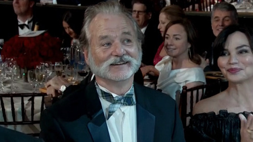 buzzfeed:  In case you missed it, Bill Murray just won Best Facial Hair Ever.