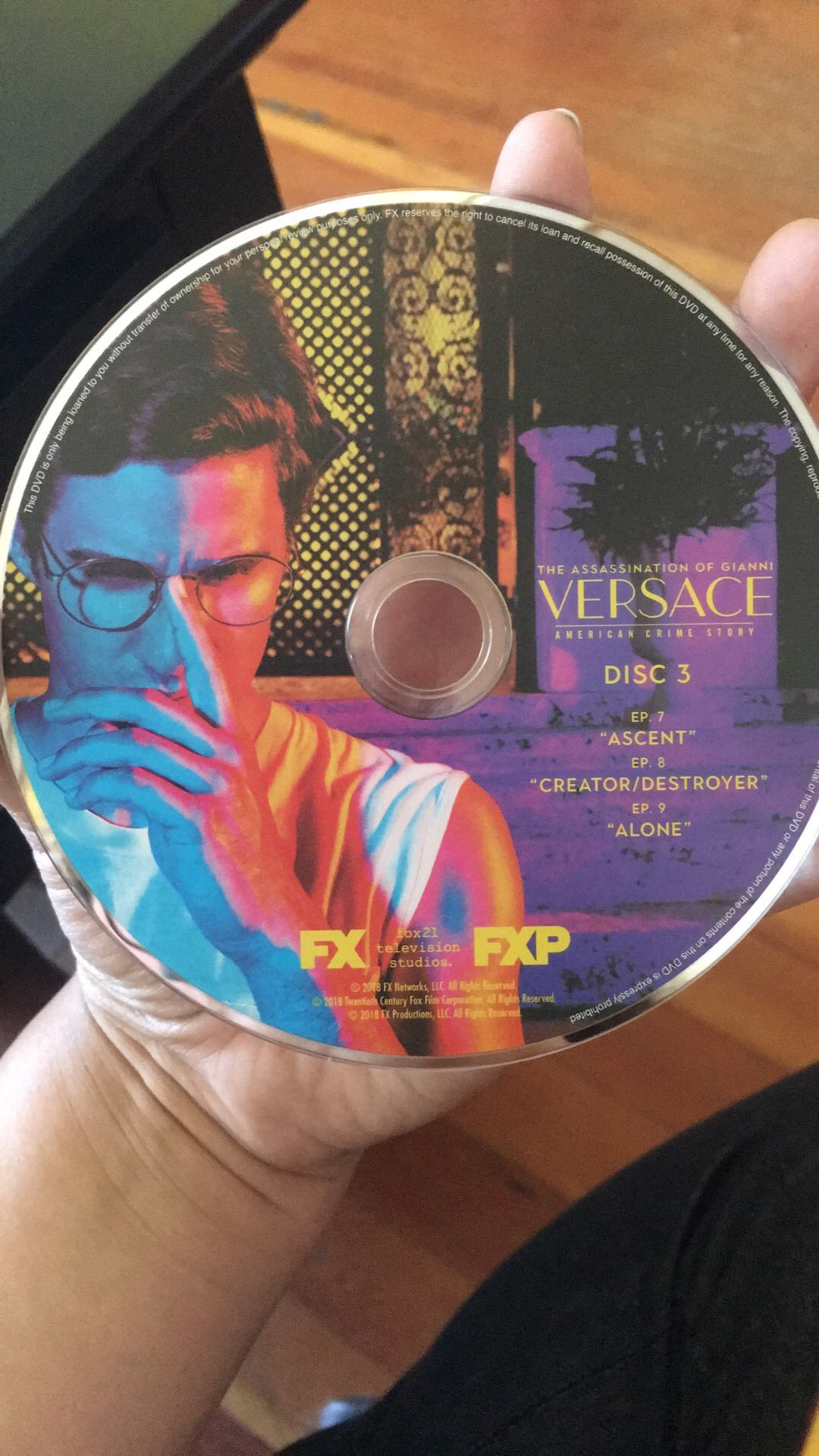 classact - The Assassination of Gianni Versace:  American Crime Story - Page 26 Tumblr_p9yz83Zf8x1wpi2k2o4_1280