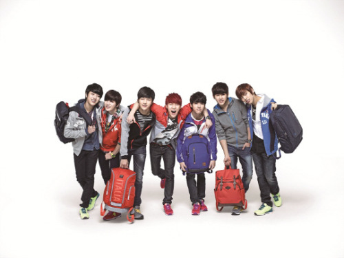 Infinite for FILA