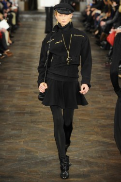 Ralph Lauren Fall 2013 - Image via WWD