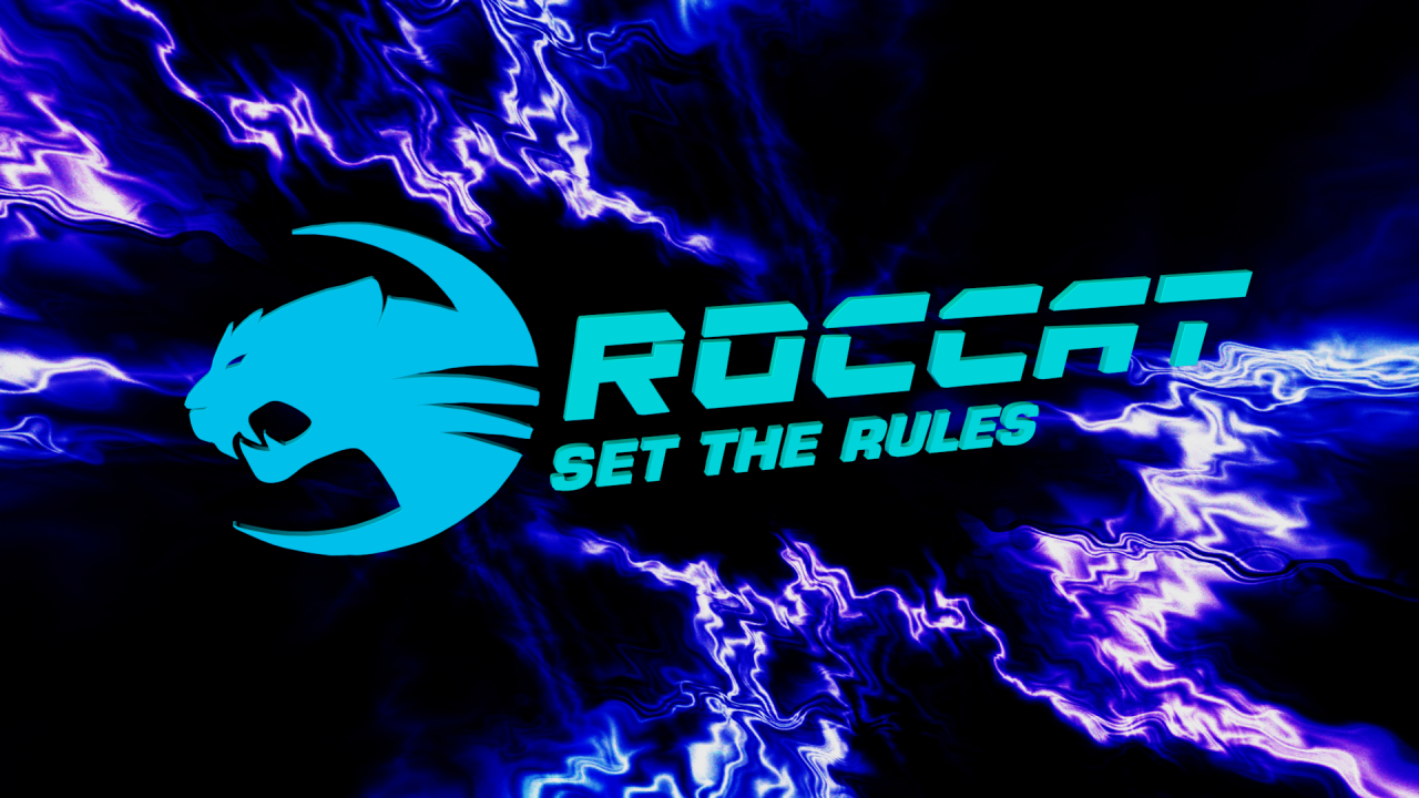 And this one is for Roccat Team.