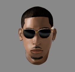 Haych Graphics - Tinie Tempah digital painting