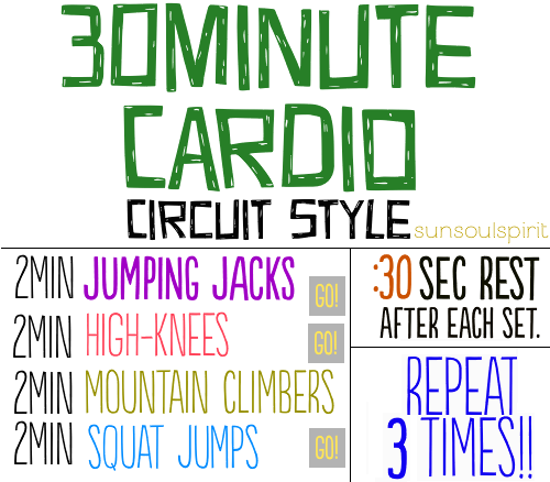 sunsoulspirit:  sunsoulspirit:  Super easy exercises, not-so easy after 1 set, but that's the best part right? I promise you will FEEL the burn after 3 minutes. You WILL feel your fat being blasted just for 25 minutes of your life, then you're done. How amazing is exercising? Reward yourself with some gnarly yoga after this hardcore sesh.