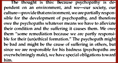 Justice for Psychopaths -  by Neil Levy