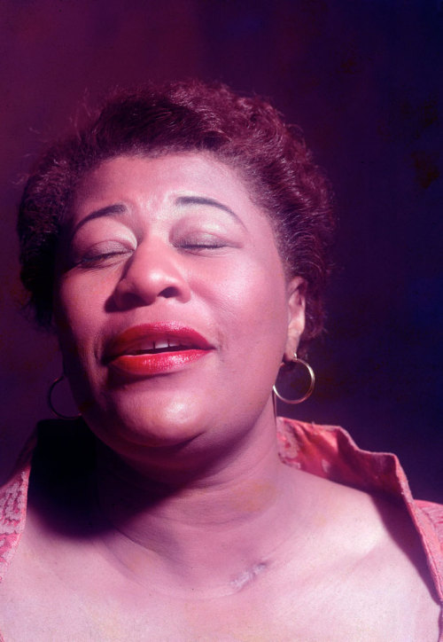 life:  Happy birthday, Ella Fitzgerald. Today we celebrate with photos of the one and only Queen of Jazz and other musical icons. (Eliot Elisofon—Time & Life Pictures/Getty Images)