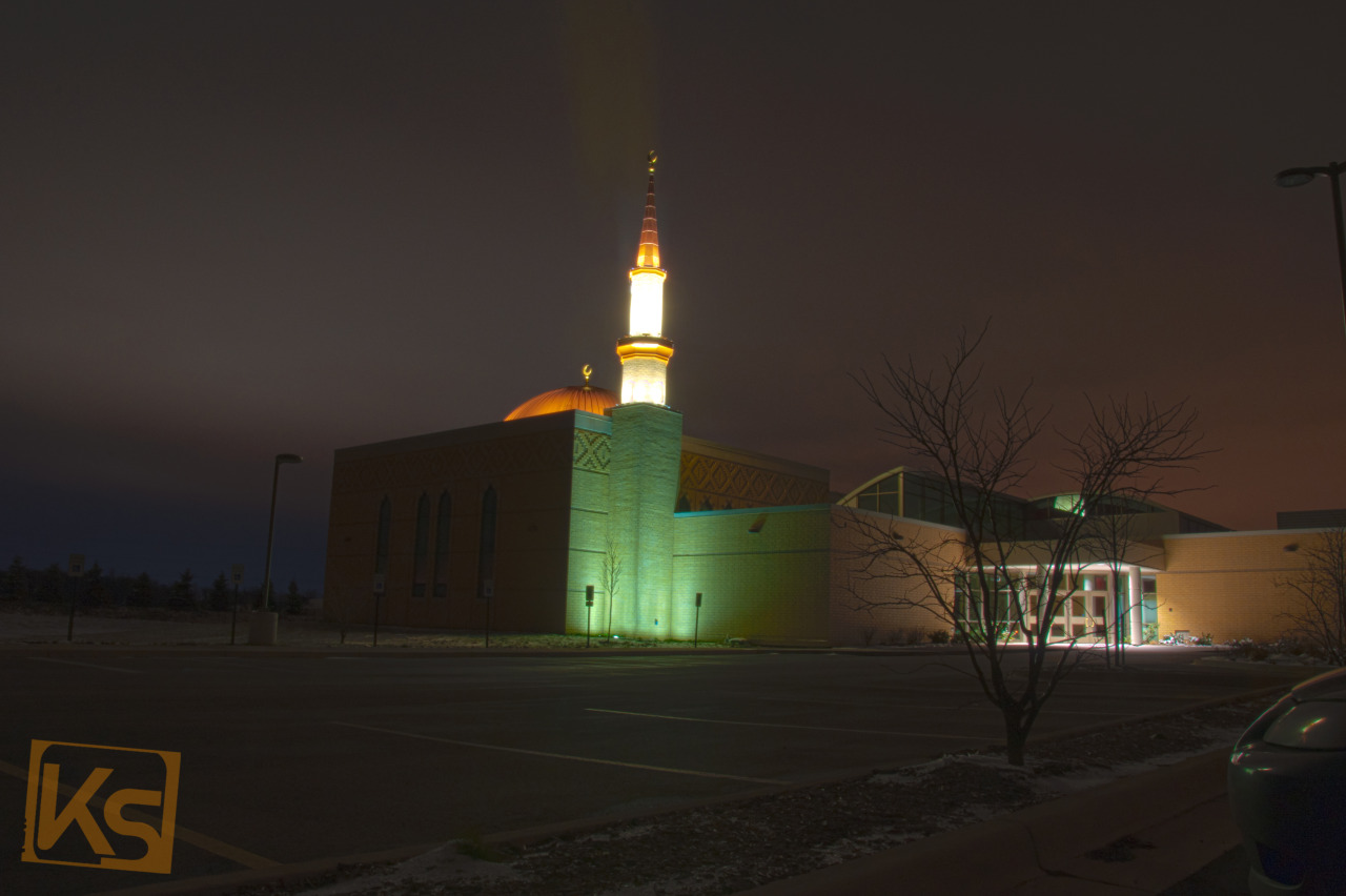 Islamic Center I HDR