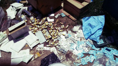 "Photo: Destroyed medical supplies litter the ground outside the MSF hospital in Pibor. South Sudan 2013 © Vikki Stienen/MSF South Sudan: MSF Hospital Severely Damaged in Intentional Attack MSF strongly condemns the deliberate damage and looting of its hospital in Pibor town, in South Sudan's Jonglei State, which has left tens of thousands of people without access to essential medical care. The hospital's infrastructure was systematically damaged May 11–12 in order to render it unusable without major repairs. Therapeutic medical food and hospital beds were looted. The MSF structure is the only hospital facility for Pibor County, with the nearest alternative more than 90 miles away. The hospital's closure leaves roughly 100,000 people cut off from health care. Many of them have fled to the bush amid conflict between the South Sudan Army (SPLA) and the David YauYau armed militia group. ""A special effort was made to destroy drug supplies by strewing them on the ground, to cut and slash the warehouse tents, to ransack the hospital wards, and even to cut electricity cables and rip them from the walls,"" said Richard Veerman, MSF operations coordinator for South Sudan."