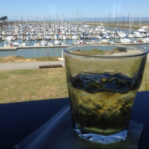Rum with a view… #boats #boatlife