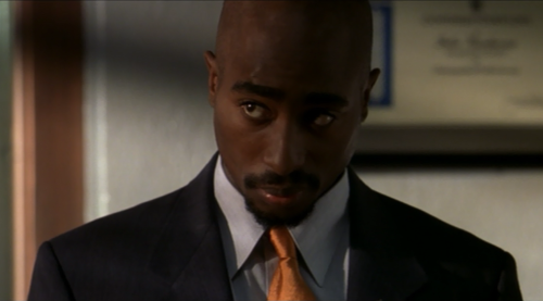 Tupac as Det. Jake Rodriguez | Gang Related aka Criminal Intent