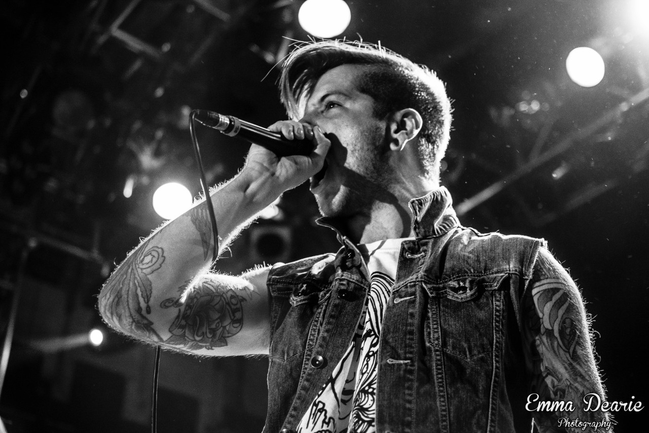 danburytomorrow:  got this snap during the Islington TGI show, hope you like it! :)
