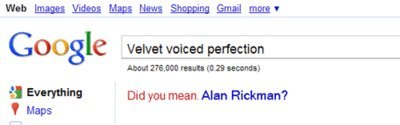 youraveragepotterhead:  Yes, Google I did actually…