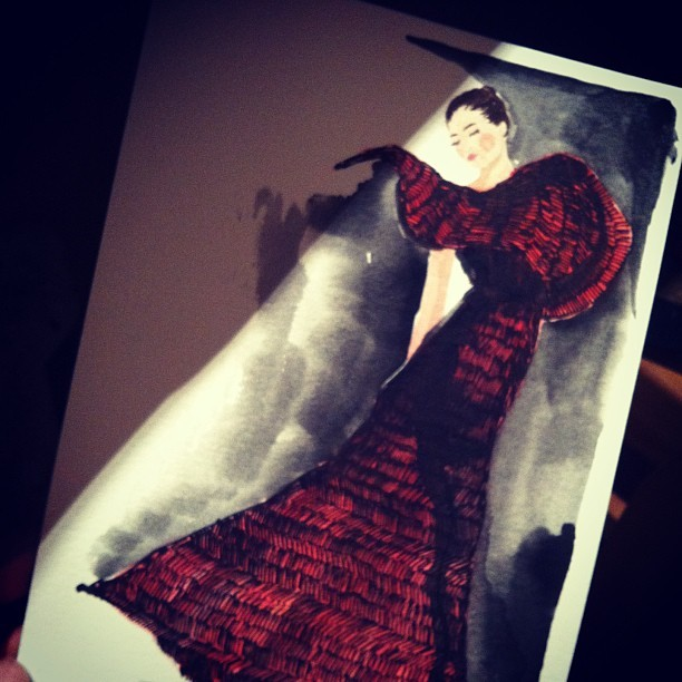 Wherever the pen takes me  #fashion #illustration  #sketch #dress #black #mitika #mitikasillustrations #inspiration #painting #art #red #beautiful #mitikachohan #blackandwhite #tweegram  #instagood  #love  #iphonesia #photooftheday  #instamoode  #igers #iphoneonly  #iphoneonly  #instagramhub #picoftheday  #jj  #instadaily #bestoftheday  #igdaily