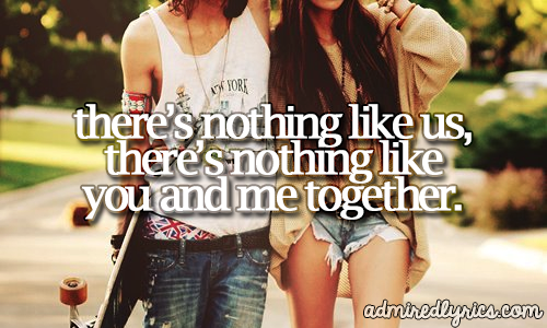 Nothing Like Us - Justin Bieber