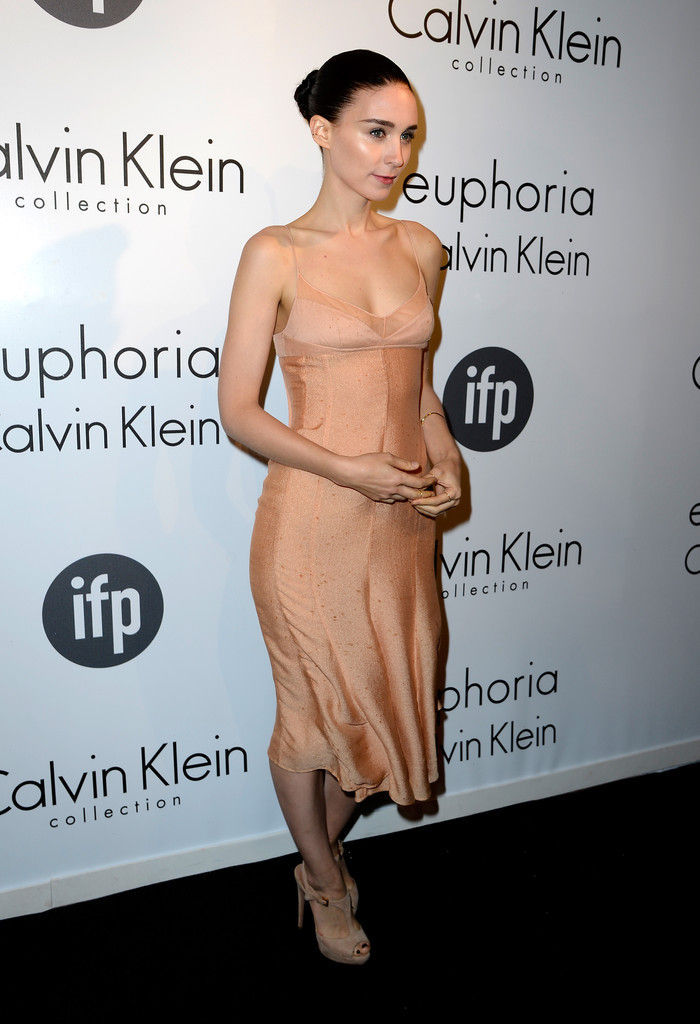 Rooney Mara at the Calvin Klein Celebrates Women in Film event during the Cannes Film Festival, May 16th