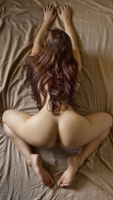 shelikesitfrombehind:  #dreamsubmission