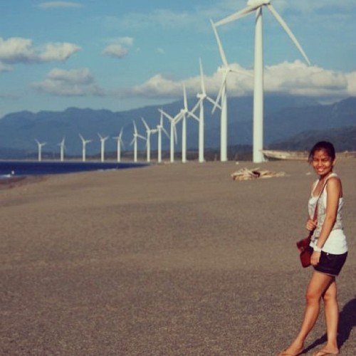 Bangui Windmills. :) #throwbackthursdays #tbt #travel #philippines