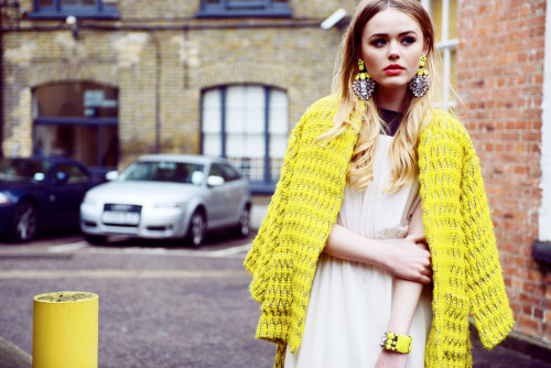whowhatwear:  Fashion blogger Kayture is our latest style crush! Click to shop her inspiring style.   This jacket