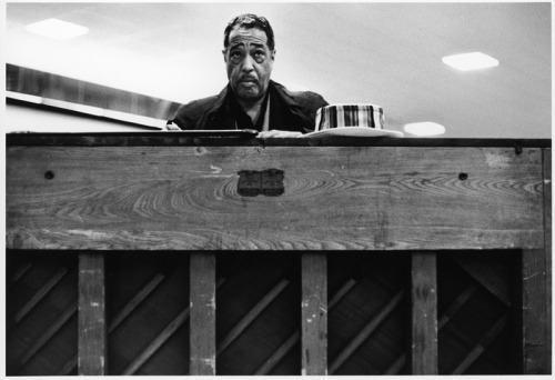 thebirdword:  Duke Ellington, Monterey Jazz Festival, 1958 William Claxton