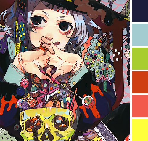 Special Illustration Calendar Tokyo Ghoul : Photoset long post tokyo ghoul kaneki ken shuu