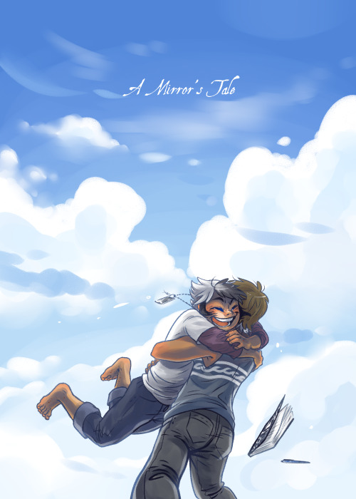 a-mirrors-tale:  Intro: pg. 20/ Cover page! «Previous  Reblogging this heeeeeeeeeeere for art purposes since I just like this ok xD