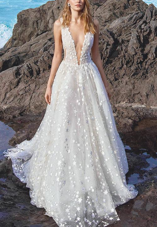 Galia Lahav 'Collection No. V' Fall 2018 Bridal Couture Collection #Fashion#FashionEdit#Galia Lahav#Couture Edit#Fall 2018#FW18#Bridal Couture#Bridal Collection#5k#My Edit