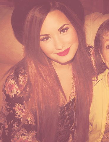 deoneandonly:  Demetria on @weheartit.com - http://whrt.it/X2zDIy