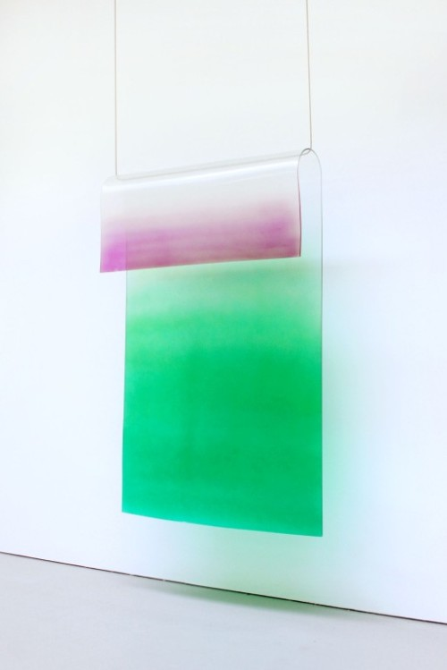 "contemporaryartdaily:  ""Primary Atmospheres"" at David Zwirner"