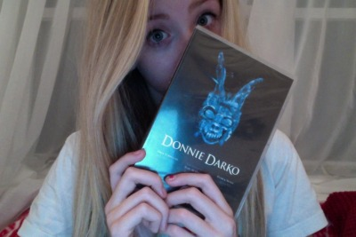 veluet:  donnie darko ily