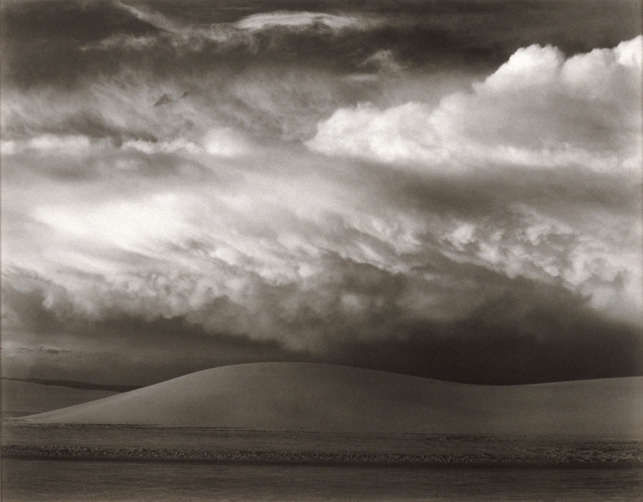 White Sands, New Mexico, 1941Edward Weston