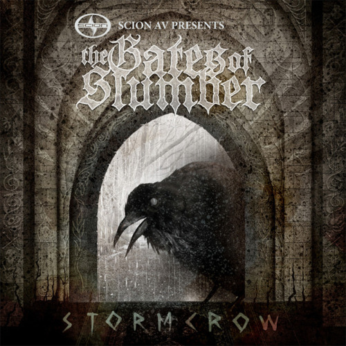 "The Gates of Slumber's newest doom-filled release, ""Stormcrow"", is dropping tomorrow. Preview the EP with this stream of ""Driven Insane"" now: http://bit.ly/Yzwhj3"