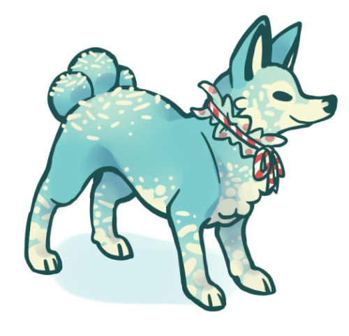 cakepop bundoge!!! bundoges belong to lynn and they are great