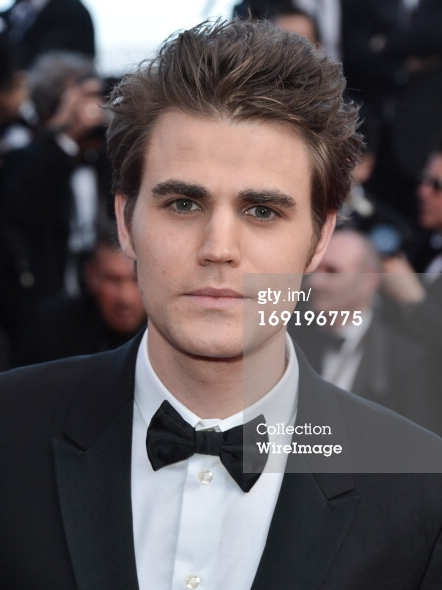 divergentdaylighter:  Paul Wesley attends the Premiere of 'Cleopatra' at The 66th Annual Cannes Film Festival on May 21, 2013 in Cannes, France